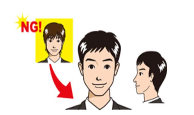 ケンスタ髪型